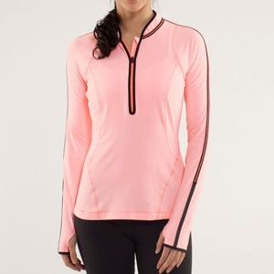 Lululemon Rise and Shine Pullover 1/2 Zip